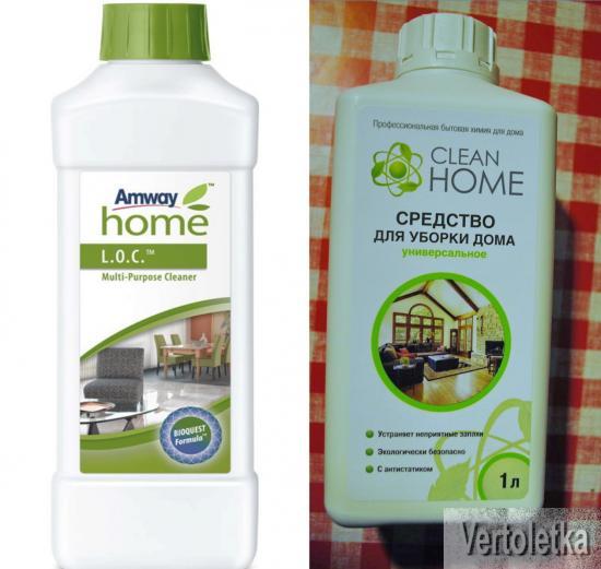 Мыло для уборки своими руками