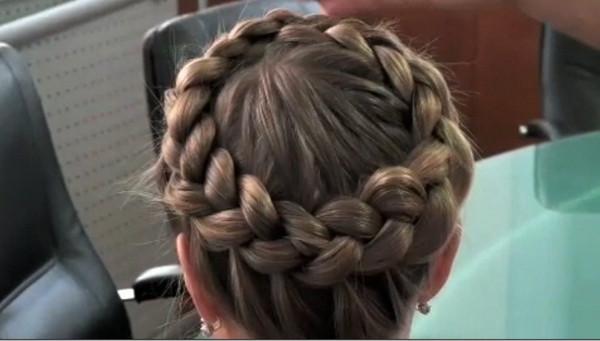 Плетение корзиночка коса