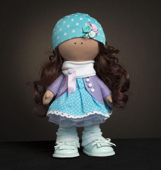 [Куклы своими руками на тему осень